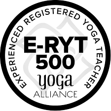 ERYT 500 Yoga Alliance logo